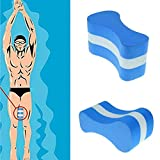 Ourine EVA Swimming Board Placa Flotante Back Float Kickboard Pool Training Aid Tools para Adultos y niños