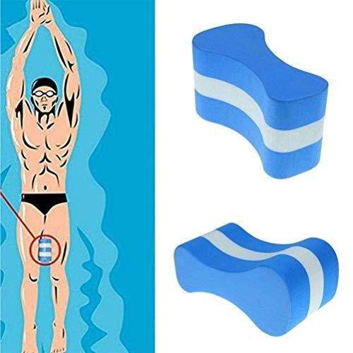 Tabla de natación Borstu Eva Swimming Board Floating Plate de retroceso flotador Kickboard para adultos y niños