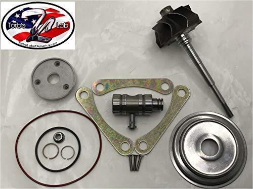 Turbo Lab America Ceramic Ball Bearing Turbo Rebuild Kit With GT2860R Turbine Shaft