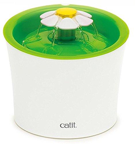 ジェックスcatitキャットイットフラワーファウンテンフィルター式自動給水器2.3L