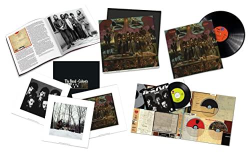 "Cahoots - 50th Anniversary (Ltd. 2CD+LP+7\""+BD Audio) [Vinyl LP]"