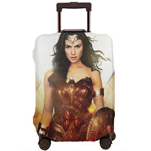 Funda para Equipaje de Viaje, diseño de superhéroe Wonder