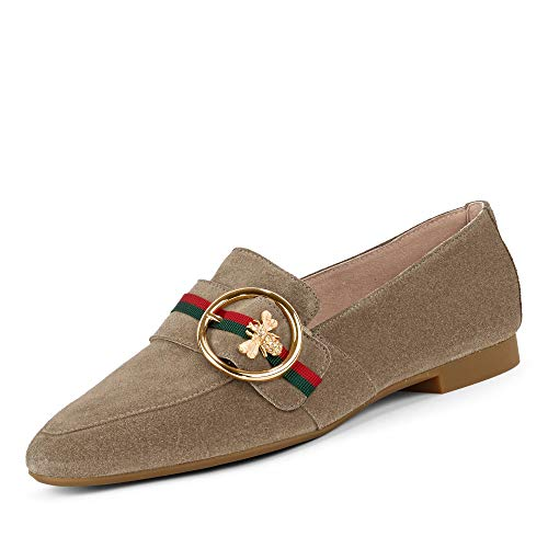 Paul Green Damen Slipper beige 39