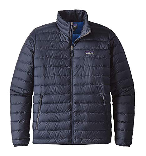 Patagonia Alpine, Giacca Uomo, Navy Blue w/Navy Blue, L