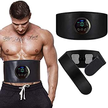 Performance Guru Electric Leather Material Waist Trimmers Massage Belt