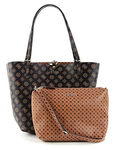Guess Handbag, Bolso para Mujer, Mocha/Coñac, Talla única