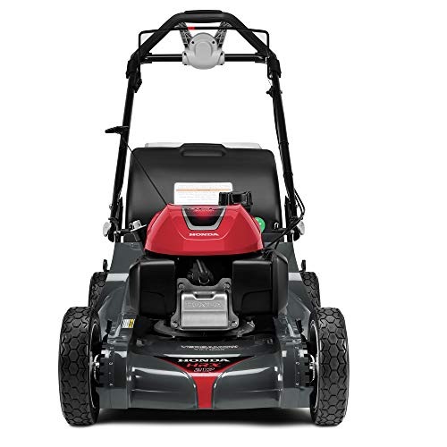 Honda HRN216PKA Walk-Behind Push Gas Lawn Mower Review
