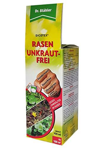 1. Dr. Stähler Rasen Unkrautfrei