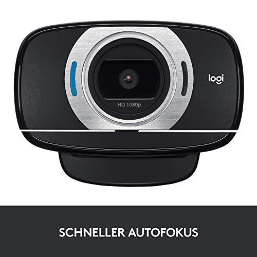 Logitech C615 HD Webcam - Autofokus