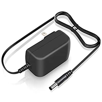 UL Listed 12V Power Cord for Stanley SL10LEDS Charger for Fatmax SL5W09 10 Watt LED Lithium-Ion Rechargeable Spotlight AC/DC Adapter Compatible with FL3WBD FL5W10 SL1M09 Flashlight Adaptor