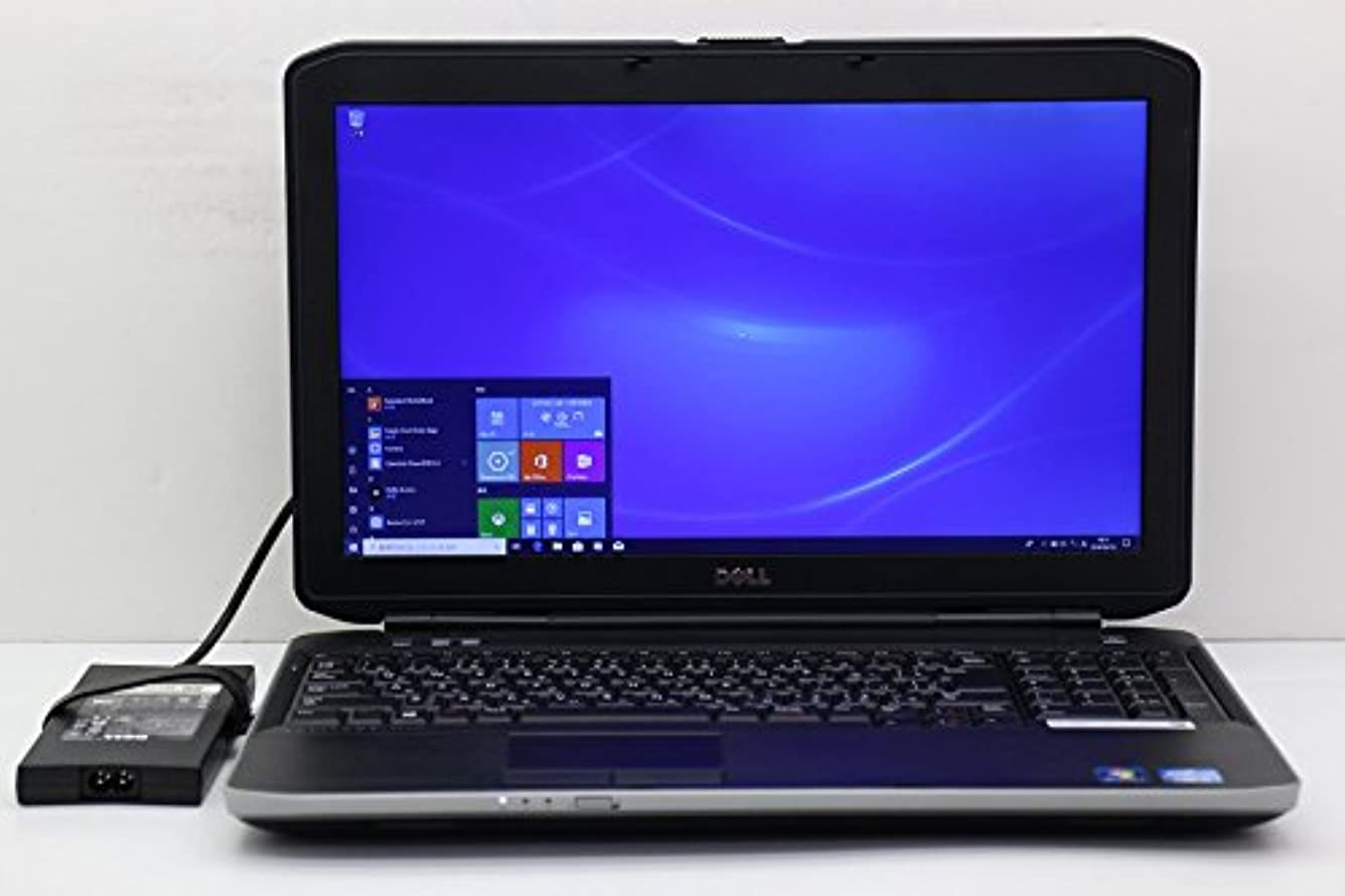 笑ぼろバトル【中古】 DELL Latitude E5530 Core i5 3340M 2.7GHz/4GB/320GB/Multi/15.6W/FHD(1920x1080)/Win10