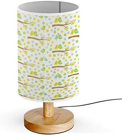 ARTSYLAMP - Wood Latest item Base Decoration Desk Table Light Lamp Bedside Cheap sale