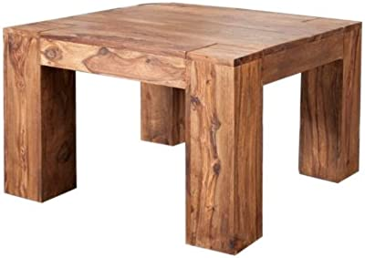 RoomsDelight Solid Wood Coffee Table