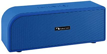 Nakamichi Wireless Portable Bluetooth Speaker & Speakerphone with Mega Bass