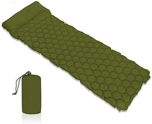 Sac de couchage Canapé Automne de Coussin à air Gonflable du Coussin de Coussin de Matelas de Sol Gonflable de Tampon de Camping Tapis de Camping