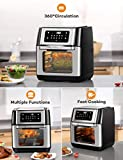 Zoom IMG-2 innsky friggitrice ad aria 10l
