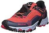 Salewa WS Ultra Train 2, Zapatillas de Running para Asfalto Mujer, Rosa (Virtual Pink/Fluor Coral 6157), 39 EU