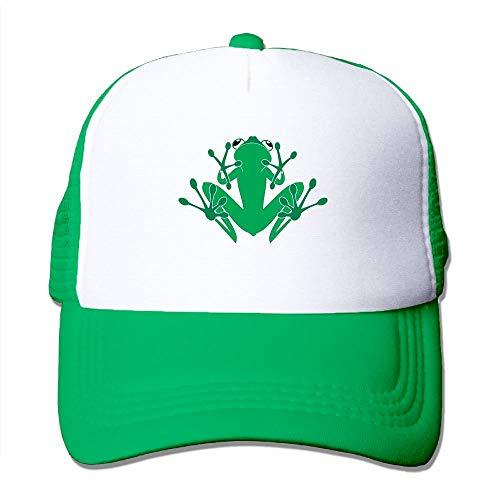 MIIa Map Frog Peace Unisex Adult Baseball Caps Cool Adjustable Trucker Hats
