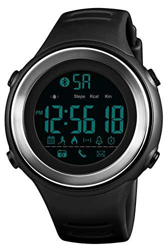 Reloj - SKMEI - Para Hombre - Lemaiskm1396 BLACK SILVER