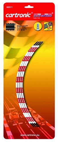 Cartronic 82011 - Car Speed Looping 90 Grad, Autorennbahnen, 1-spurig