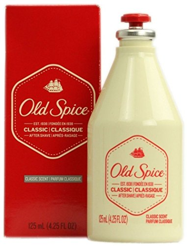 Shulton Classic Old Spice Men's 4.25-ounce After Shave.