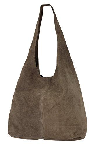 Bolso para hombro, de cuero, para mujer WL818., color, talla XL