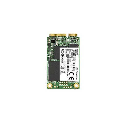 Transcend 業務用/産業用 組込向け mSATA SSD 128GB SATA3 6Gb/s 3D TLC NAND採用 高耐久 3年保証 TS128GMSA452T