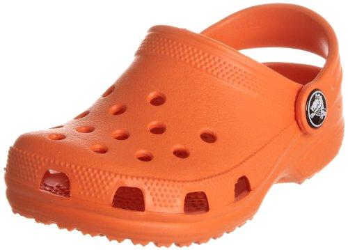 Crocs Classic Kids, Sabots Mixte Enfant - Terre, 23-24 EU (C6/C7)