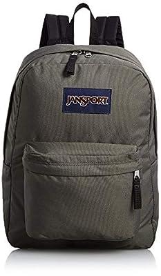 JANSPORT Superbreak Backpack Forge Grey, One Size