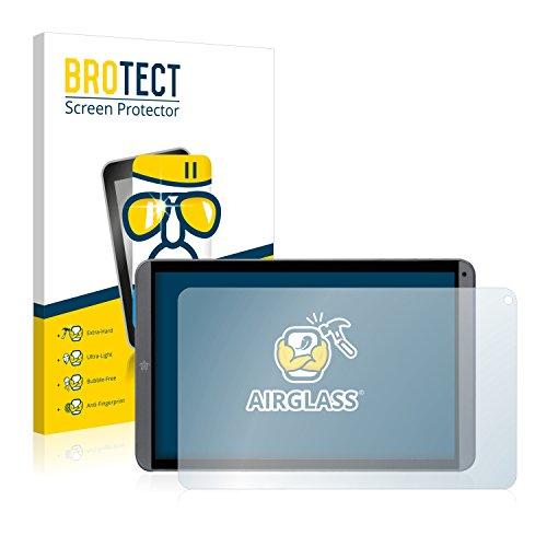 brotect Pellicola Protettiva Vetro Compatibile con Mediacom SmartPad MX 10 HD Lite M-SP10MXHL Schermo Protezione, Estrema Durezza 9H, Anti-Impronte
