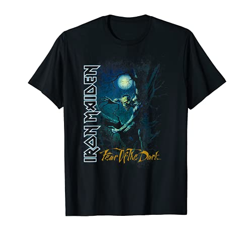 Iron Maiden - Fear Of The Dark Camiseta