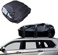 GENERIC 160x110x45CM Waterproof Car Roof Top Rack Bag Cargo Carrier 600D Oxcompatible ford Cloth Luggage Storage Travel SU...