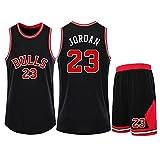 PPDD Camiseta para Hombre Baloncesto Jersey B L JORD N 23 #, Baloncesto-Trikots...
