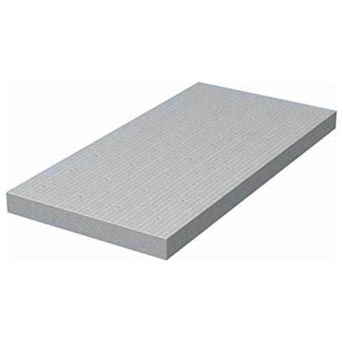 OBO-Bettermann – Kalziumsilikatplatte, KSI-P1, weiß, gräulich