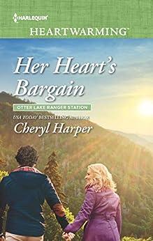 Her Heart's Bargain: A Clean Romance (Otter Lake Ranger Station Book 3) by [Cheryl Harper]