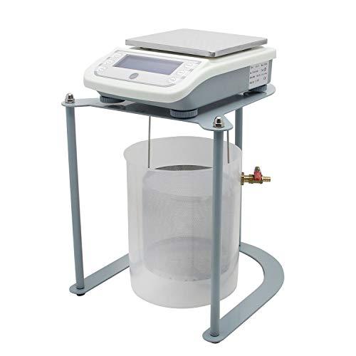 BAOSHISHAN Balanza hidrostática electrónica 5kg/1g balanza hidrostática analítica digital para medir volumen de densidad sólida