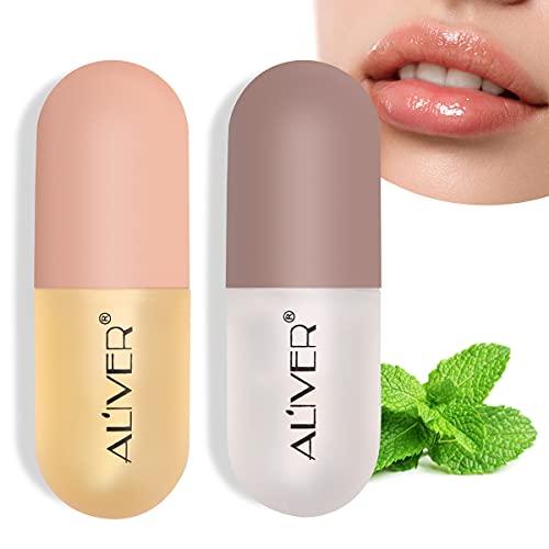 Fulltime® PLUBER Lip/Lip Baume Machine à lèvres de la lèvre pour la plénitude, Les lèvres de la plongée et hydratante