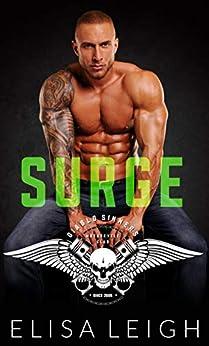 Surge (Diablo Sinners MC Book 2) by [Elisa Leigh]