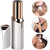 JARVISH Combo-Portable Battery Operated Face Facial Hair Removal/Chin/Upper Lips and Eyebrow Razor...