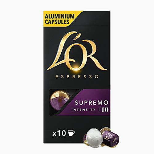 L'Or Espresso Café - 100 Capsules Supremo...
