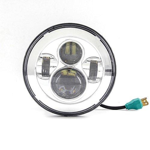 SKUNTUGUANG Kit de lampe de phare LED 7\