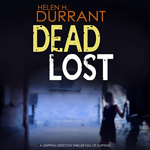 Dead Lost audiobook cover art