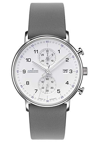 Junghans Reloj para Hombre 041/477-Grau