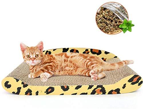 Huisdier nest Kartonnen Cat Scratcher bedbank Krabben Pad slaapbank Couch GolfKarton Scratch Pad Bed Lounge, hok