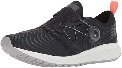 New Balance Women's FuelCore Sonic V2 Running Shoe, Black, 10.5 D US