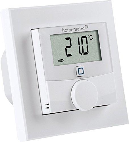 Homematic IP Wandthermostat mit Schaltausgang – für Markenschalter, 150628A0