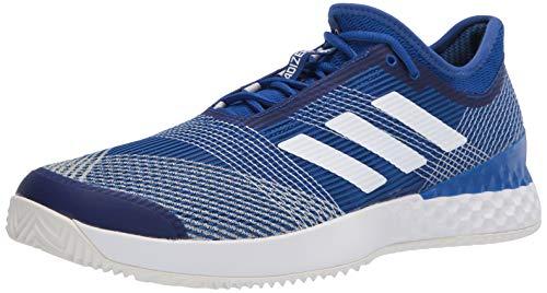 adidas Adizero Ubersonic 3 M -  Zapatilla de deporte para hombre,  Azul (Equipo Royal Azul/Ftwr Blanco/Off Blanco),  43.5 EU