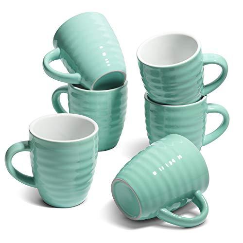 Comsaf 6er Kaffeetassen Set aus...
