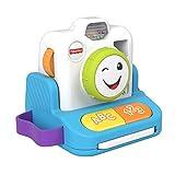 Fisher Price- Ríre/Éveil Mon Premier - Cámara de Fotos instantánea y Juguete Musical para bebé de 6 a 36 Meses Gmx43, Multicolor (Mattel