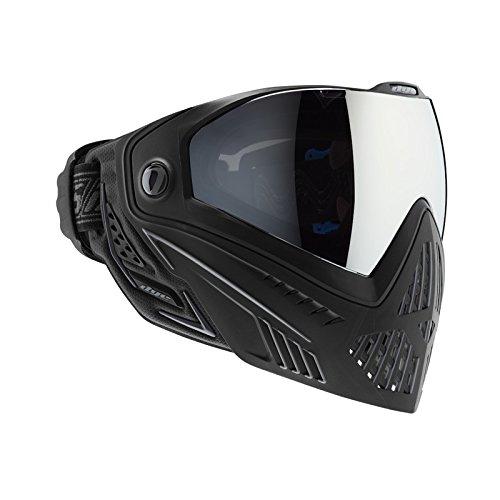 Dye i5 Paintball Maske, Mehrfarbig (Onyx Black), One Size